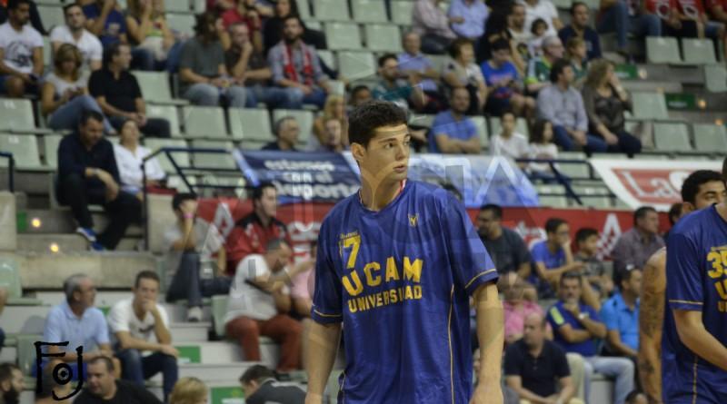 Juan Rubio. Foto: Fran Gómez